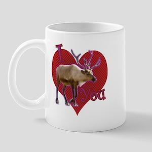 I [caribou] You! Mug